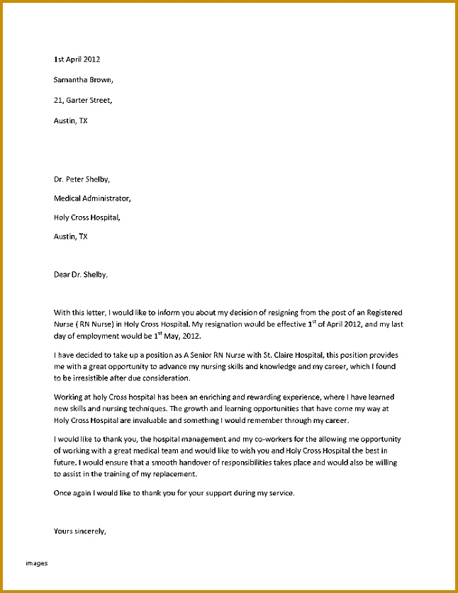 Resignation Letter Sample Resignation Letter Due To Medical Reason Unique Resignation Letter Teacher Job 837646