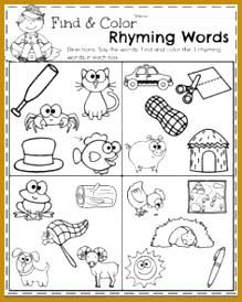 Summer Kindergarten Worksheets 274219