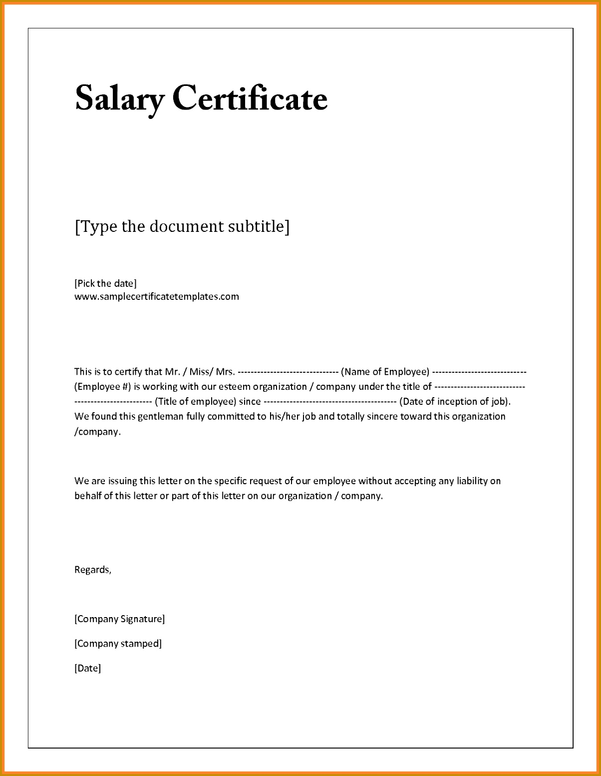 salary confirmation 12041553