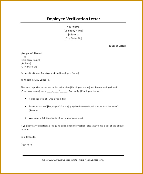 Salary Confirmation Letter  Fabtemplatez
