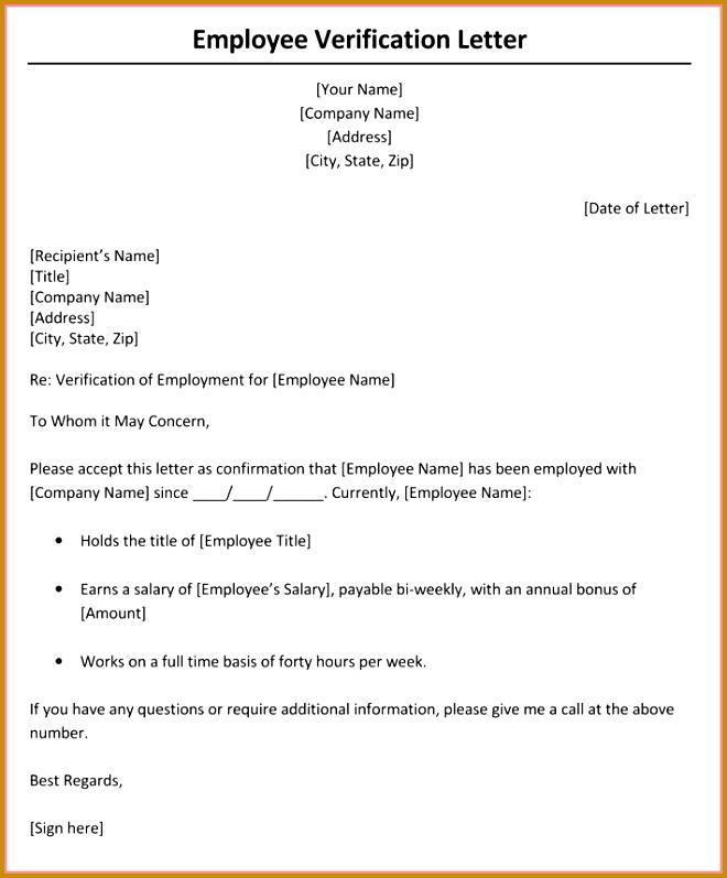 In e Verification Letter for Employee 797660
