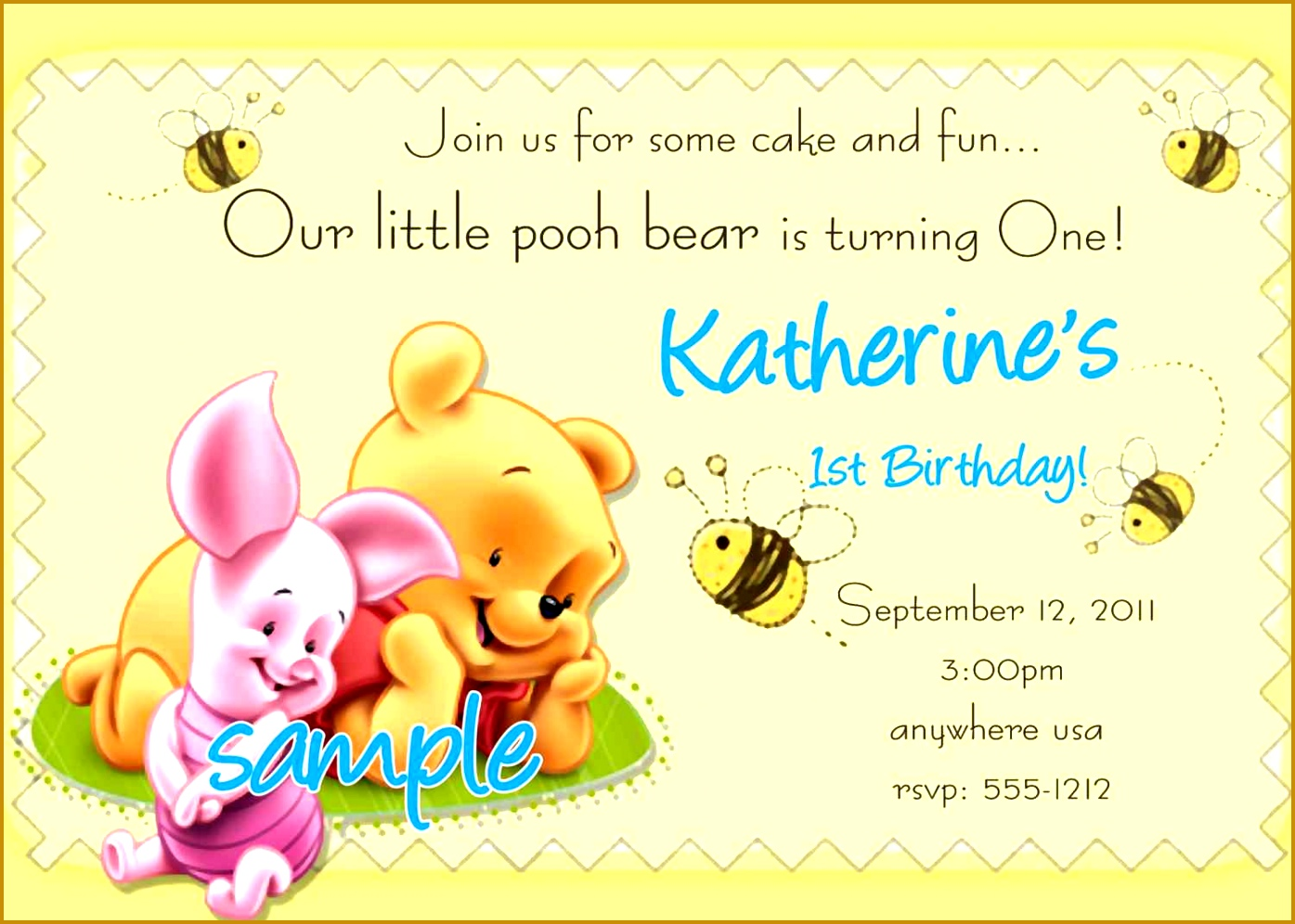 Sample Birthday Invitation Letter To Friends 9961395