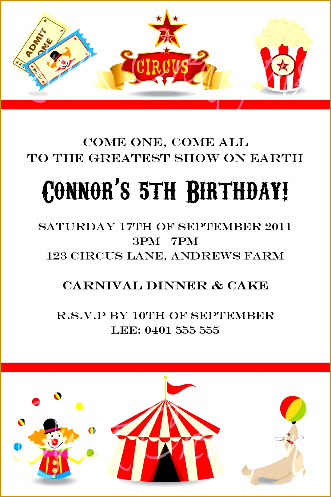 Sample Birthday Invitation is most adorable design you have to pick for invitations example 16471098
