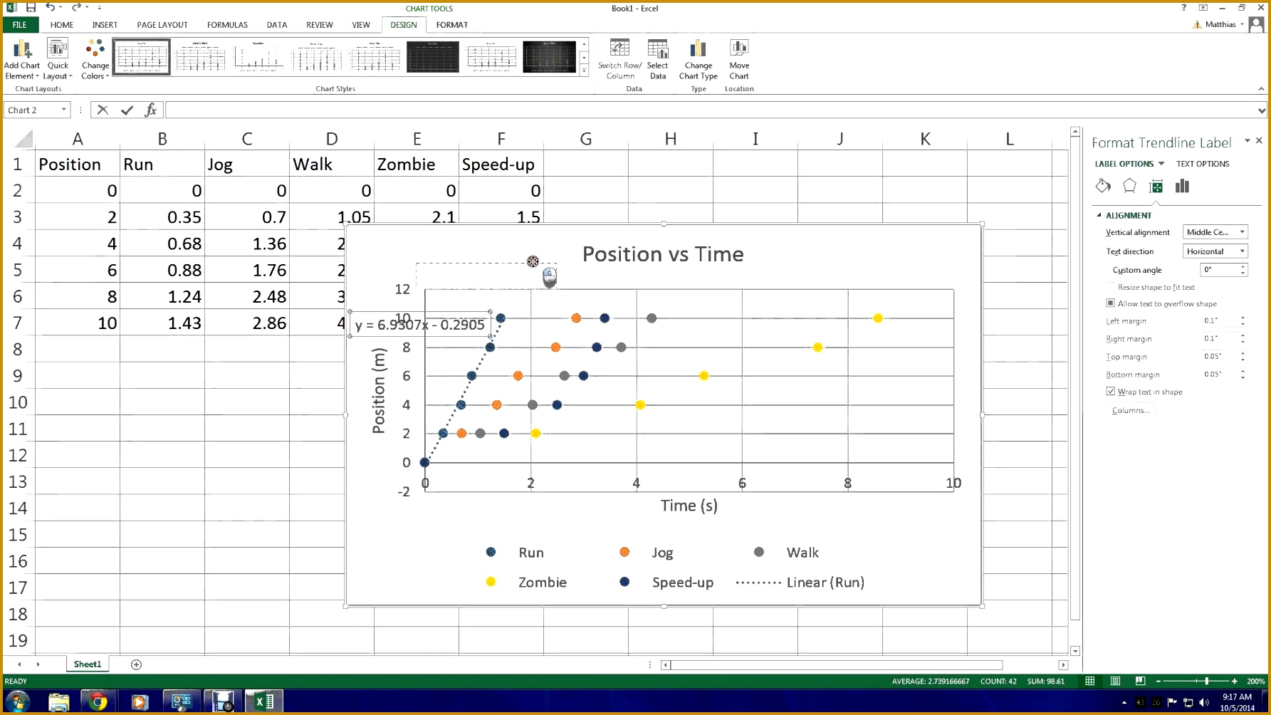 Excel 2013 Manually adding multiple data sets to scatter plot 17851004
