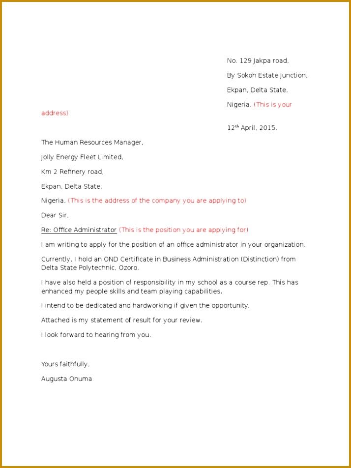 4 school transfer letter