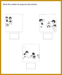 Picture Sequence Worksheet 20 esl efl Worksheets kindergarten Worksheets 266219