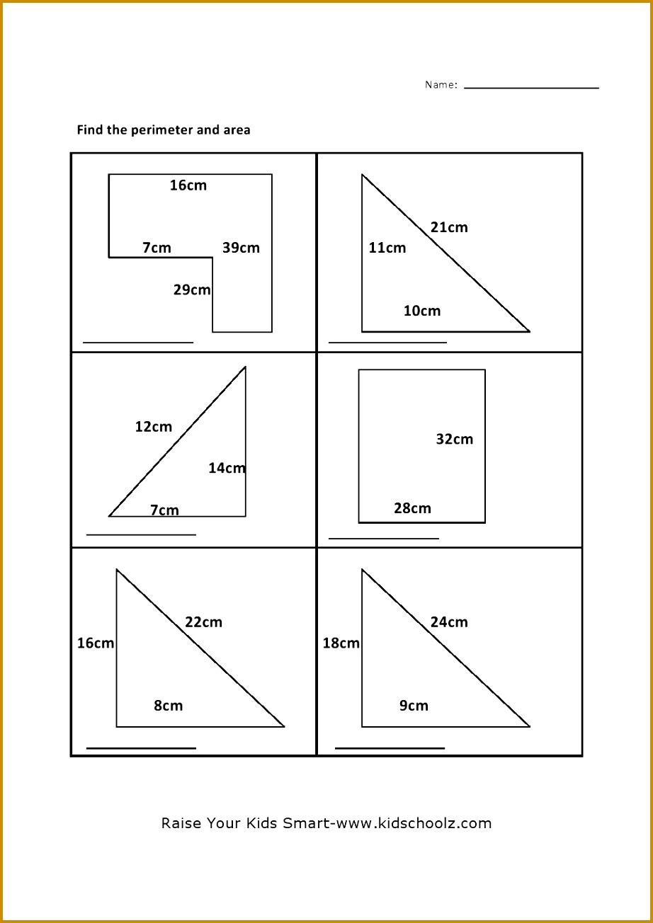 Perimeter posite Figures Worksheets Grade 5 Area Worksheet pound Shapes Ks2 1304922