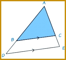 Math Is Fun website another Math help site Theorems about Similar Triangles 193210
