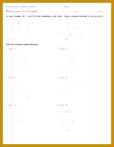 4 pages 5 Midsegment of a Triangle 216167