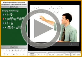 Dividing Rational Expressions on MathHelp 265186