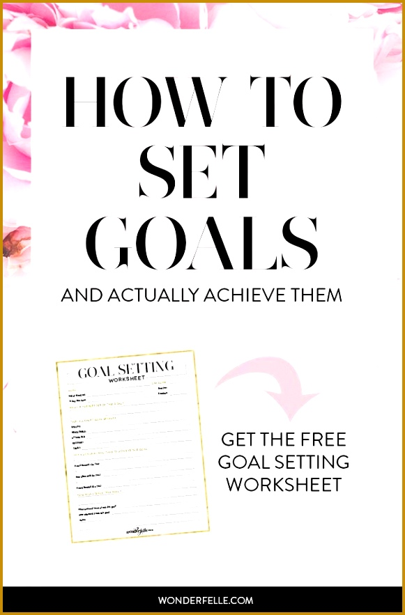 Goal Setting for 2016 how to set goals and actually achieve them 6 tips 883581
