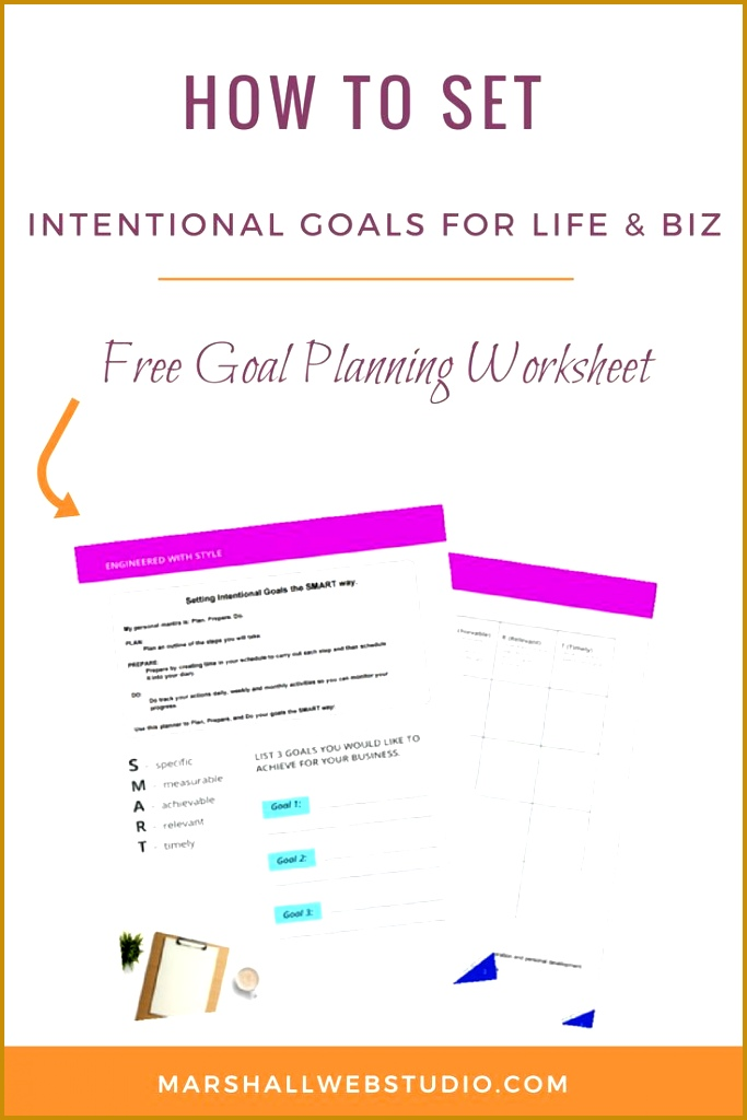 Setting SMART goals with the Plan Prepare Do Method 1024683