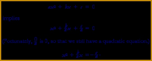 quadratic equation quadratic equation 198489