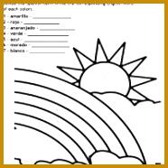 Printable Colors In Spanish Printable Kids Worksheets Free Printable Worksheets 186186