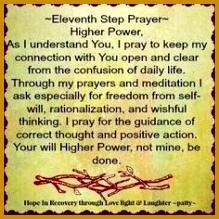 11th step prayer 219219