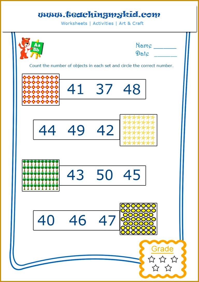 free printable worksheets for kindergarten 1087768