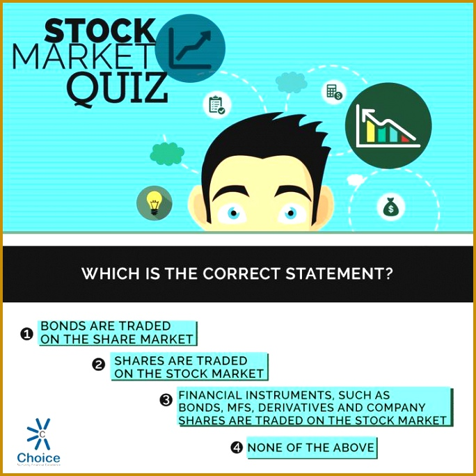 Choice Broking Stock Market Quiz Which is the correct statement 684684