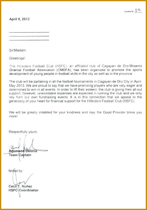 Letter Support Student Visa Affidavit Support Sample Letter financial sponsorship letter for visa 2409 697488