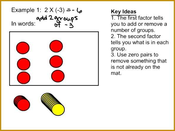 5 Subtracting Integers Worksheet