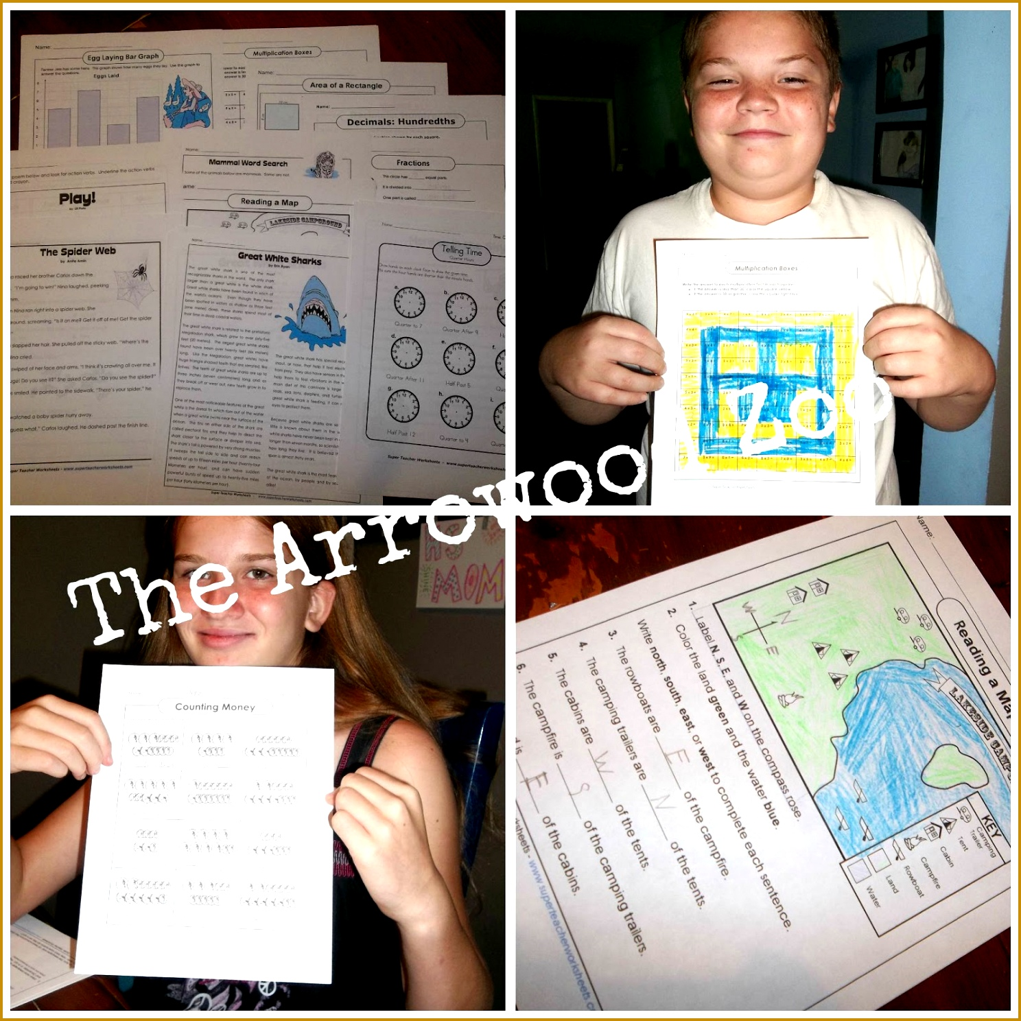 Super Teacher Worksheets Review  14881488