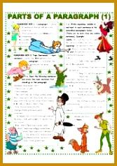 English teaching worksheets Paragraphs 238167