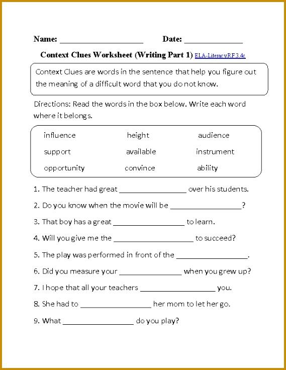 English Worksheets 736569