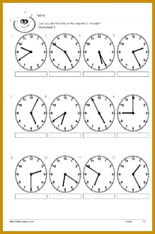 Lapbook Horas matemáticas Pinterest 329219
