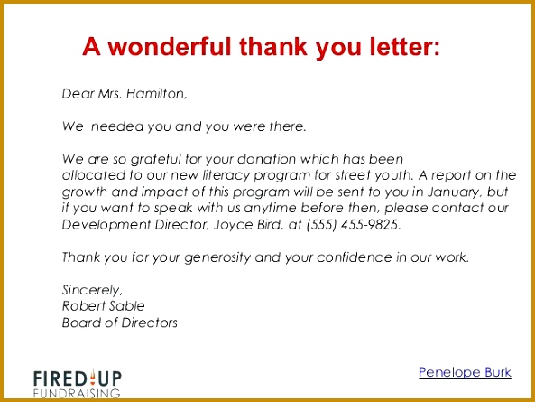 thank you letter for a donation turner donation letter for school uniforms 593445