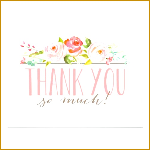 A beautiful collection of Sample Thank You Notes for every occasion 502502