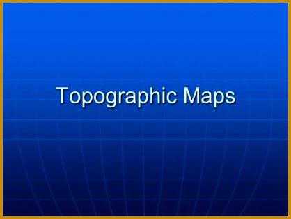 Topographic Maps 314418