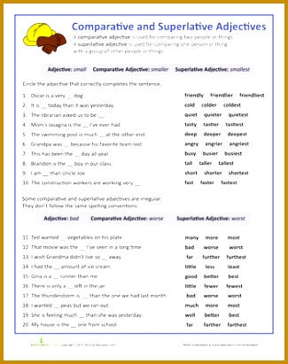 Adjectives that pare 411325