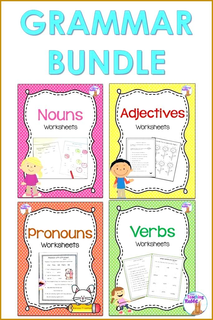 Grammar Worksheets Bundle 1026684