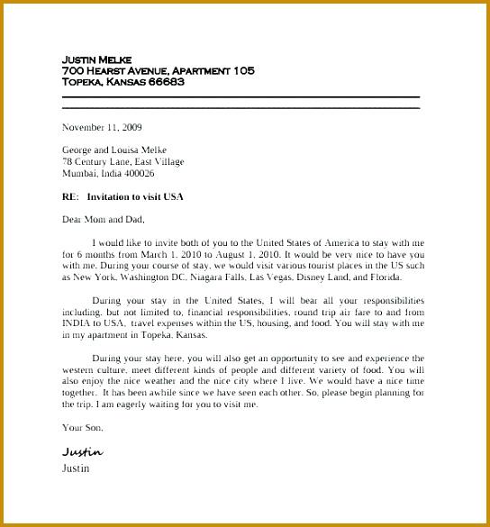 5 Visa Sponsorship Letter Template | FabTemplatez