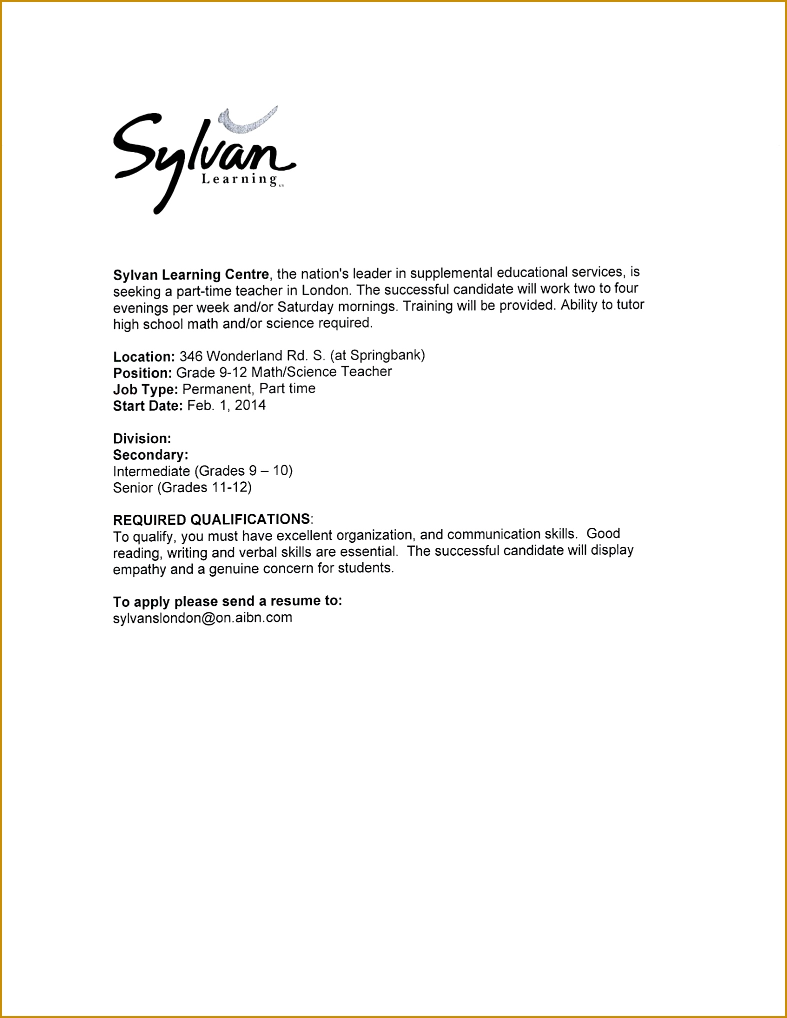 ... Volunteer Confirmation Letter Sample 85486 Blackberry Developer Cover  Letter Writing A Cover Letter For A ...