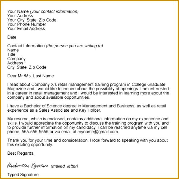 Best Letter Interest Sample Ideas 595595