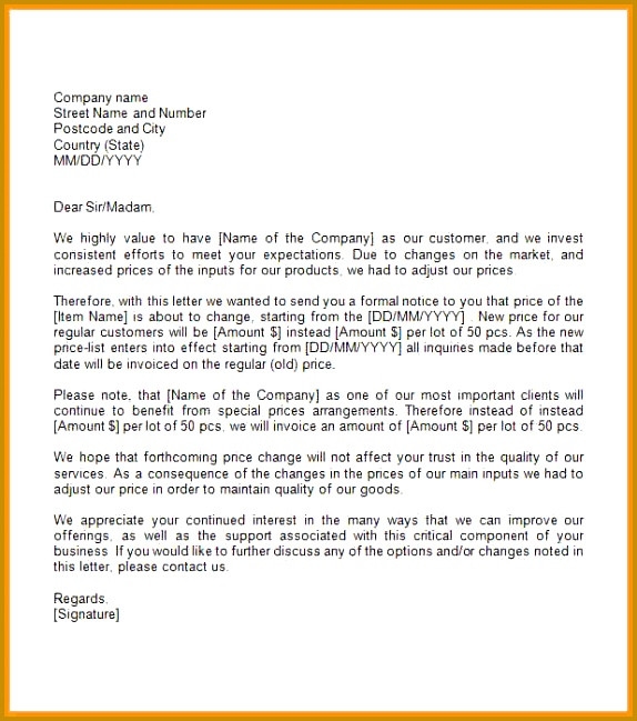 formal email sample rmal business email format 649574