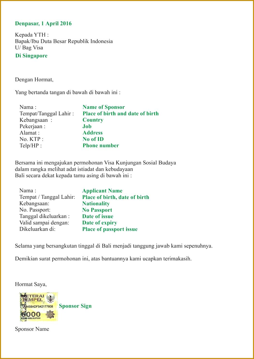 Sponsorship Letter Baliviza 14881052