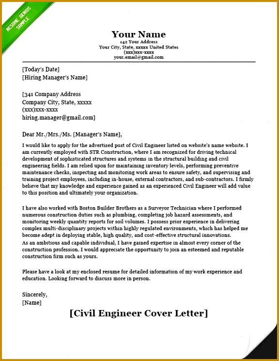 42 What is a cover letter portrayal What Is A Cover Letter Recent Quintessence Civil Engineer 744576