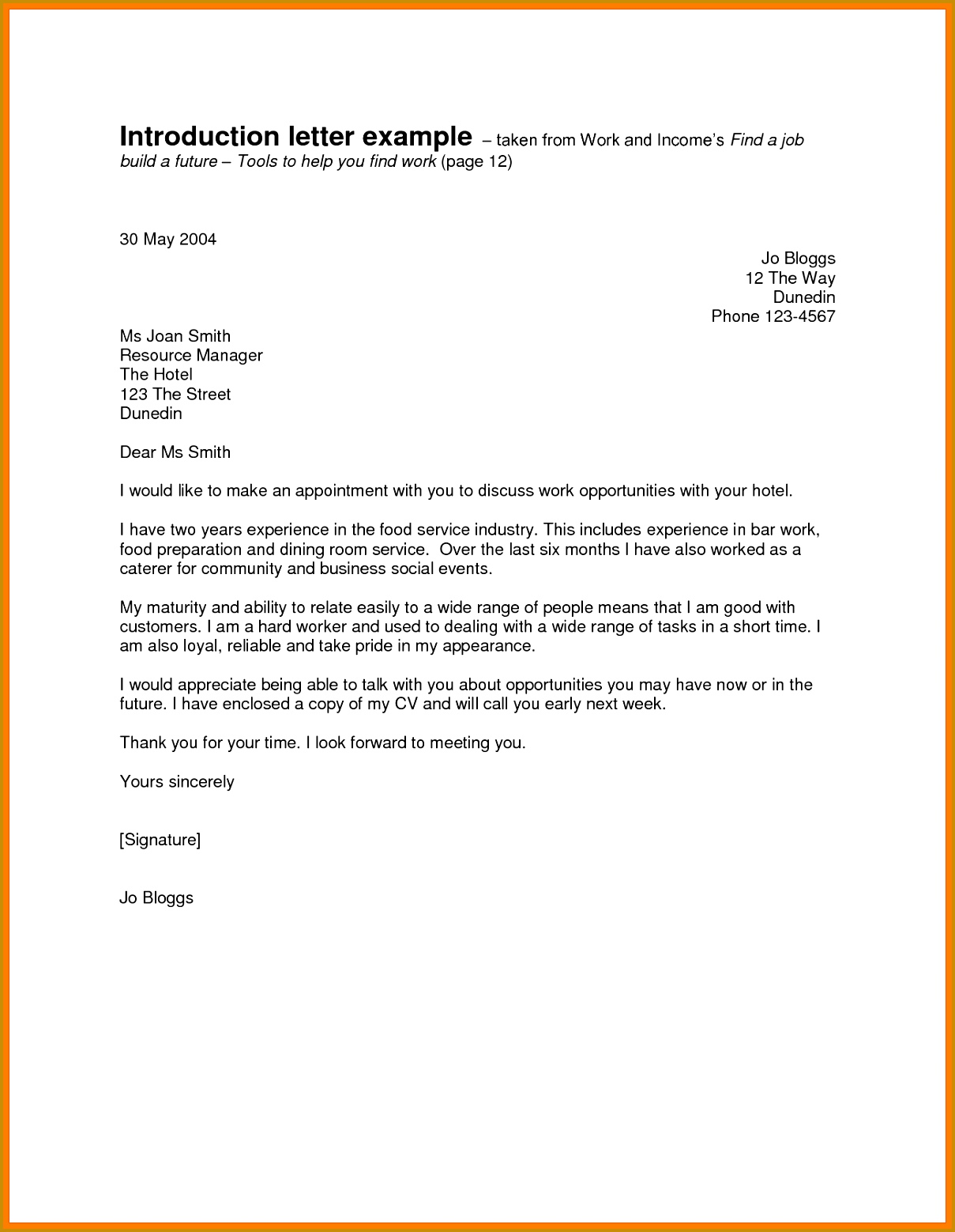 introduction letters examples construction manager cover letter 7 introduction 15581209