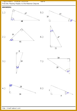 Inverse Function Worksheet Page 2 Answers 370258