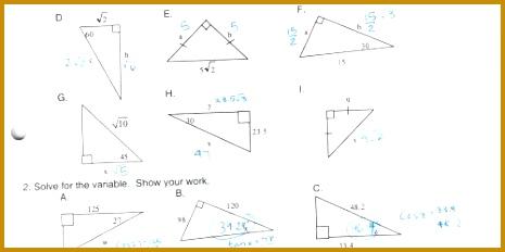 Tag worksheet trigonometric ratios sohcahtoa answer key 232465