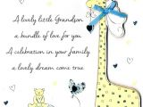 grandmotherrhbirthdaywishesexpert new baby grandson congratulations greeting card second nature just rhebaycouk new New Baby Messages For Grandparents baby grandson congratulations greeting.jpg