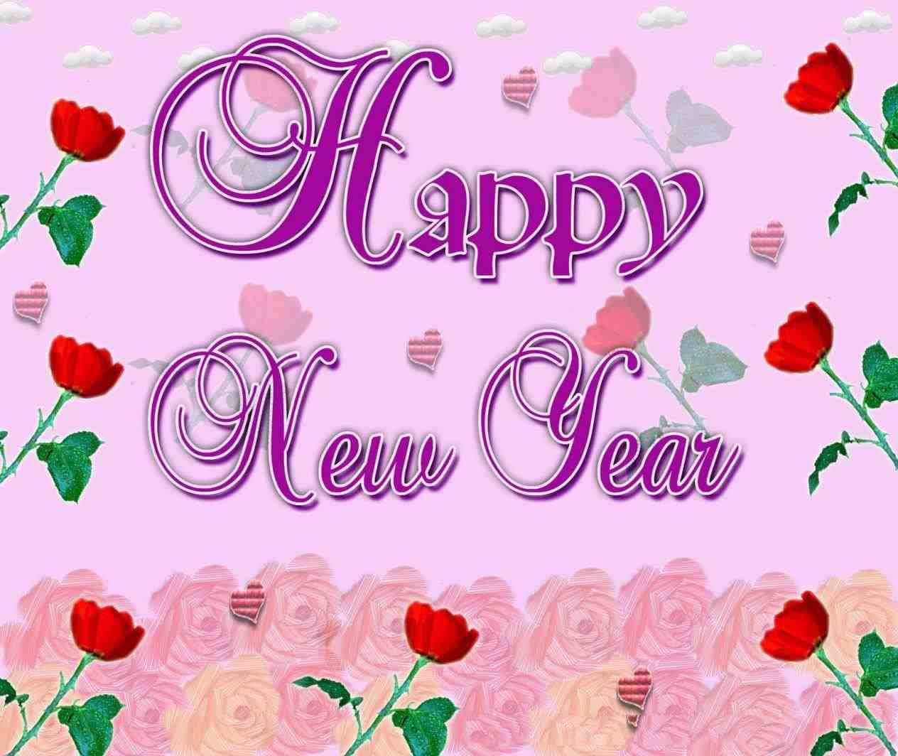 Happy New Year Messages For Friends New Year Message
