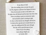 parents Wedding Message To Parents thank you wedding gift personalised mum dad plaque bride rhmissyjuliacouk invitation message samples best of sample.jpg
