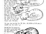 Cat Profile Worksheet