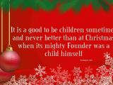Christmas Eve Messages For Children