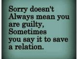 Sorry Messages For Hurting