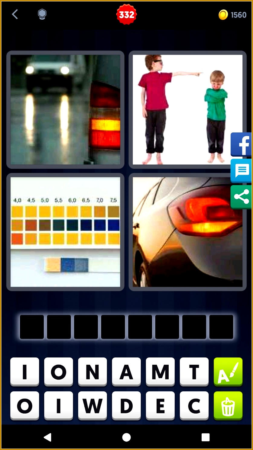 4 Pics One Word 6 Letters Answers Image Collections Letter Format