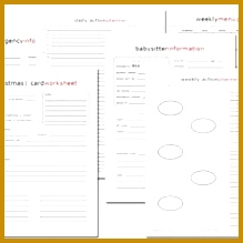 Printable Birthday Party Planner Party Planning 219219