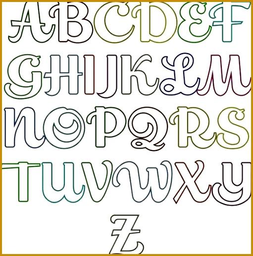 Fancy Bubble Letters More 517511